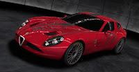 Zagato Alfa TZ3 Corsa 8 Zagato Alfa Romeo TZ3 Corsa Official Specs and Photo Gallery from Villa DEste Photos