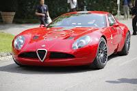 Zagato Alfa TZ3 Corsa 18 Zagato Alfa Romeo TZ3 Corsa Official Specs and Photo Gallery from Villa DEste Photos