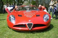 Zagato Alfa TZ3 Corsa 21 Zagato Alfa Romeo TZ3 Corsa Official Specs and Photo Gallery from Villa DEste Photos