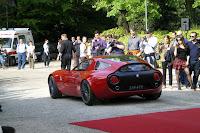 Zagato Alfa TZ3 Corsa 31 Zagato Alfa Romeo TZ3 Corsa Official Specs and Photo Gallery from Villa DEste Photos