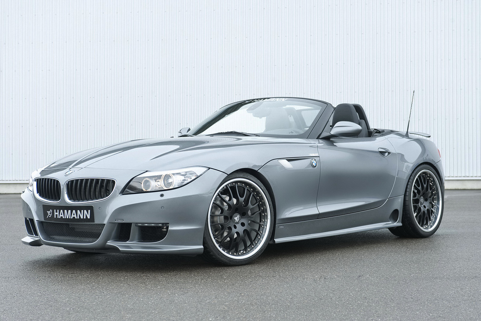 Hamann Builds A Bmw Z4 M Roadster E89