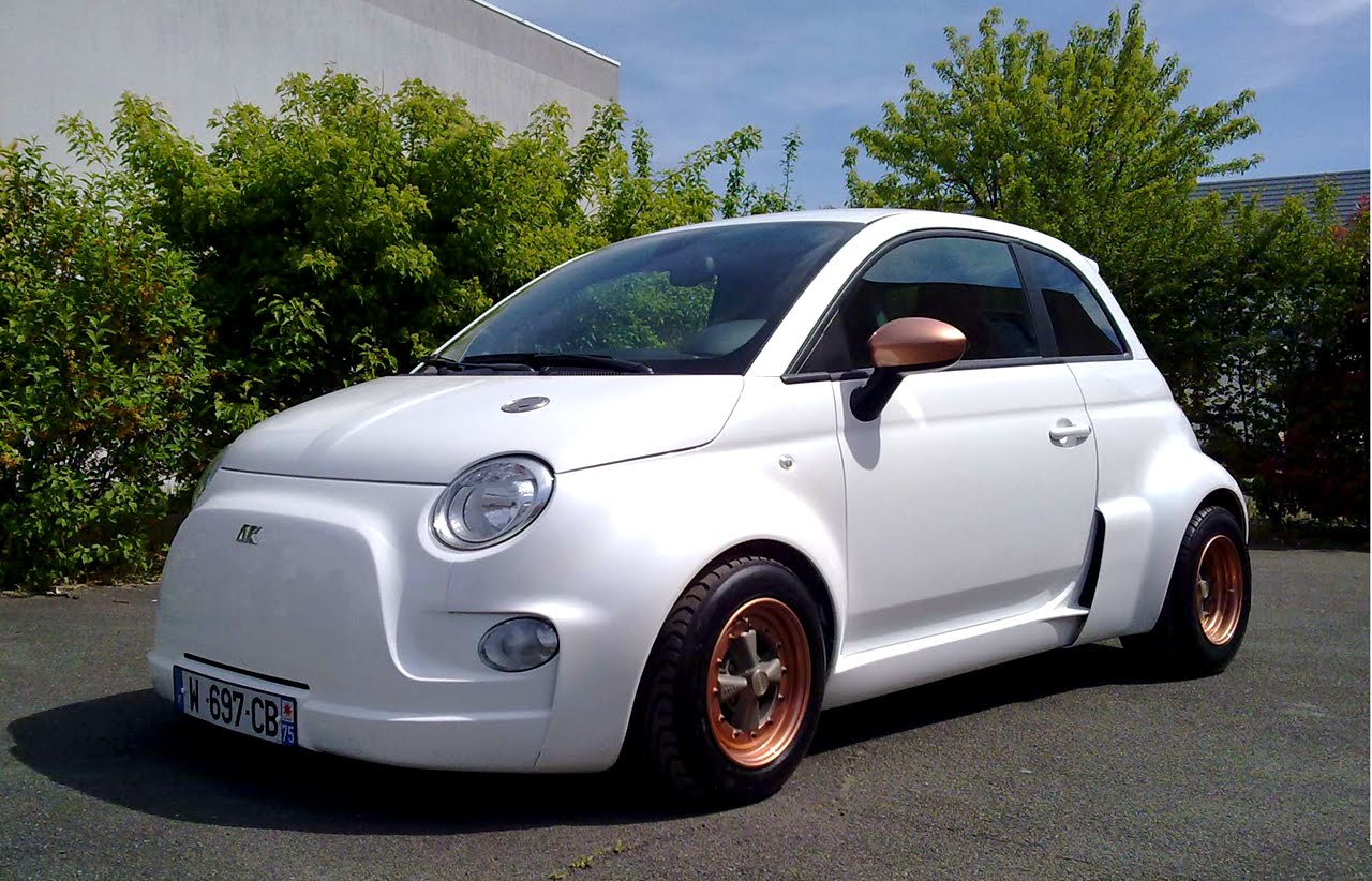 2012 Fiat 500 - Page 2