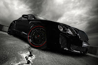 Bentley Continental Ultrasports 702 1 Badass Bentley Continental GT Ultrasports 702 by Wheelsandmore Photos