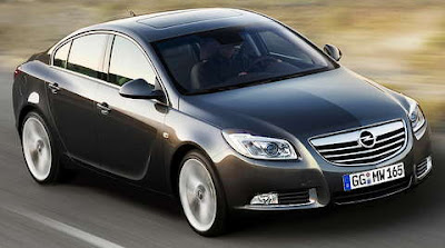 OP INSG 7 Opel Insignia: Image Gallery Update