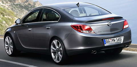 OP INSG 0 Opel Insignia: Image Gallery Update