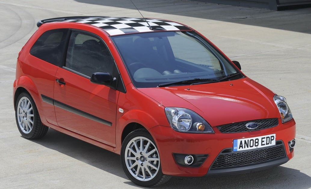 new ford fiesta s red limited edition. Black Bedroom Furniture Sets. Home Design Ideas