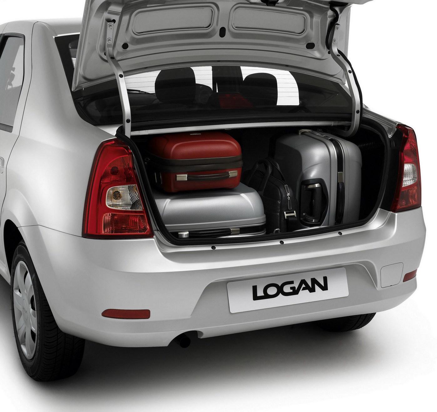 Dacia New Logan 15 New Dacia Logan: Subtle Redesign