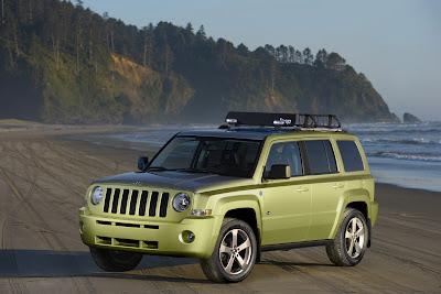 Jeep Patriot 2009 MOPAR Accesories