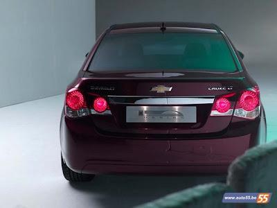 Chevrolet Cruze Sedan 2010