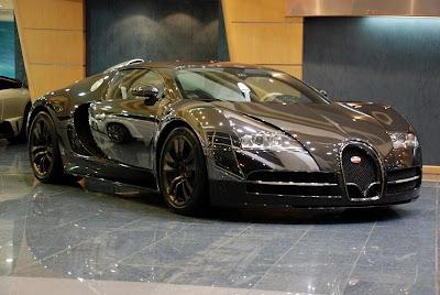 Bugatti Veyron Mansory Vincero