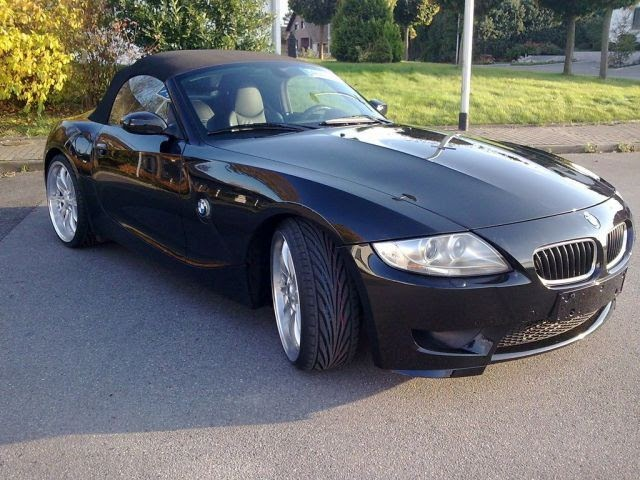 For Sale Bmw Z4 With 551hp M5 V10 Engine