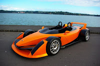 Hulme CanAm 5 New Zealands Hulme CanAm Supercar Opens for Orders Photos