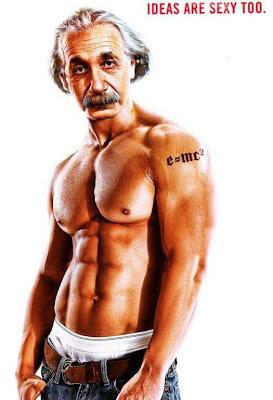 Einstein GMC Advert  Its all Relative Jewish University Sues GM Over Einstein Ad Photos