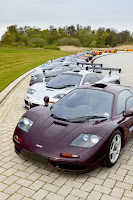 McLaren F1 5 McLaren F1 Celebrates the Big 2 0 Photos