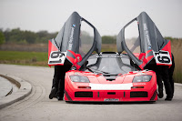 McLaren F1 10 McLaren F1 Celebrates the Big 2 0 Photos