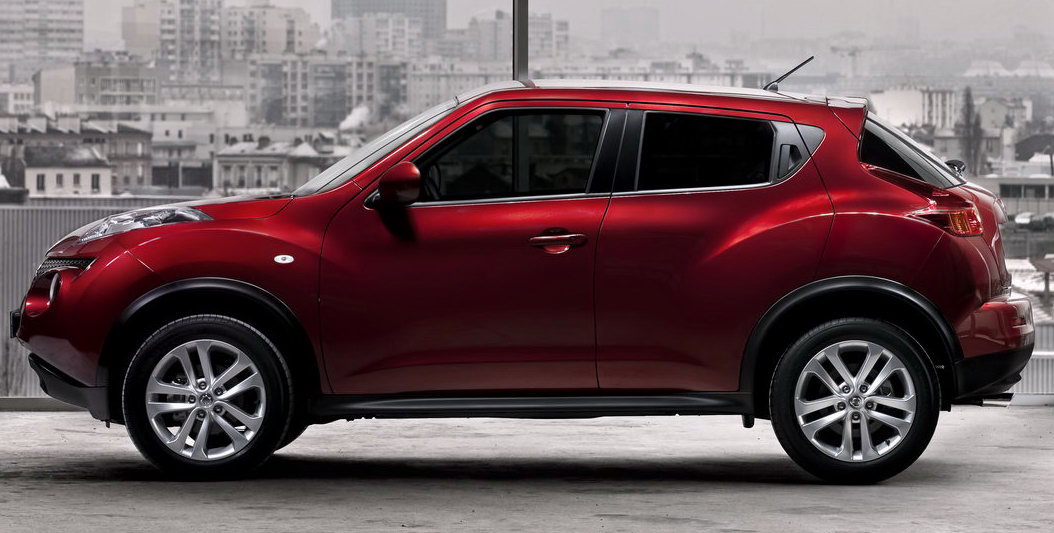 Nissan's controversially styled Juke compact crossover model will be priced