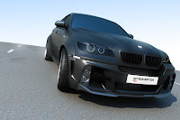 BMW X6 Interceptor 1 Russias Met R Creates the BMW X6 Interceptor Photos