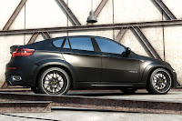 BMW X6 Interceptor 8 Russias Met R Creates the BMW X6 Interceptor Photos