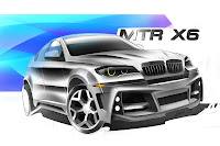 BMW X6 Interceptor 16 Russias Met R Creates the BMW X6 Interceptor Photos