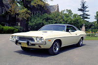 1973+Dodge+Challenger Dodge Challenger 40 Years in Pictures Photos
