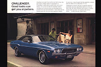 1972+Dodge+Challenger+Ad Dodge Challenger 40 Years in Pictures Photos
