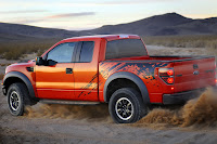 Ford F 150 Raptor SVT 38 Ford Receives Over 3,000 Orders for 411HP F 150 Raptor 6.2 Photos