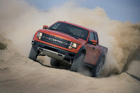 Ford F 150 Raptor SVT 29 Ford Receives Over 3,000 Orders for 411HP F 150 Raptor 6.2 Photos