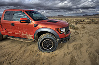 Ford F 150 Raptor SVT 15 Ford Receives Over 3,000 Orders for 411HP F 150 Raptor 6.2 Photos