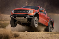 Ford F 150 Raptor SVT 17 Ford Receives Over 3,000 Orders for 411HP F 150 Raptor 6.2 Photos