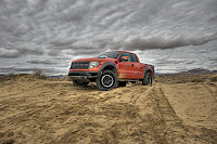 Ford F 150 Raptor SVT 22 Ford Receives Over 3,000 Orders for 411HP F 150 Raptor 6.2 Photos