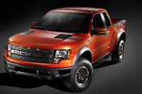 Ford F 150 Raptor SVT 24 Ford Receives Over 3,000 Orders for 411HP F 150 Raptor 6.2 Photos