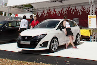 Seat Ibiza ST Bocanegra 6 Seat Shows Ibiza Sports Tourer Bocanegra at Wörthersee 2010 Keeps Details to Itself Photos