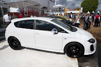 Seat 2010 Worthersee 11 Seat Shows Ibiza Sports Tourer Bocanegra at Wörthersee 2010 Keeps Details to Itself Photos
