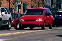 Ford Windstar Minivan 7 Ford Windstar Axles Breaking NHTSA Investigates photos