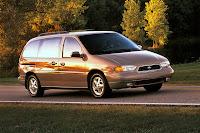 Ford Windstar Minivan 13 Ford Windstar Axles Breaking NHTSA Investigates photos