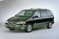 Ford Windstar Minivan 12 Ford Windstar Axles Breaking NHTSA Investigates photos