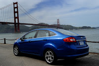2011 Ford Fiesta 1 New Ford Fiesta Rated at 40mpg Highway and 29mpg City See How it Compares with its Rivals Photos