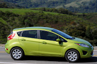 2011 Ford Fiesta 5 New Ford Fiesta Rated at 40mpg Highway and 29mpg City See How it Compares with its Rivals Photos