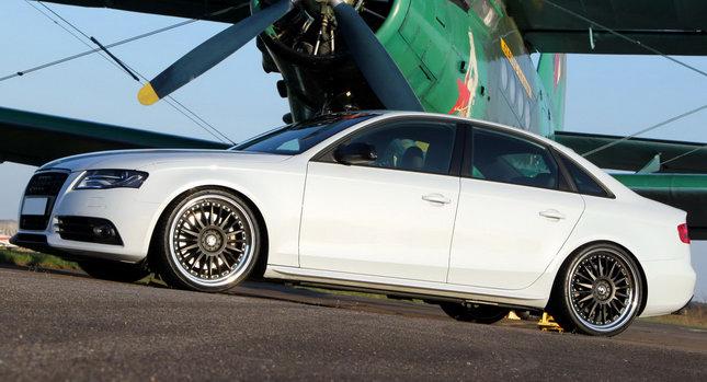 Audi S4 Avus 001 Avus Performance Does the Audi S4 Photos