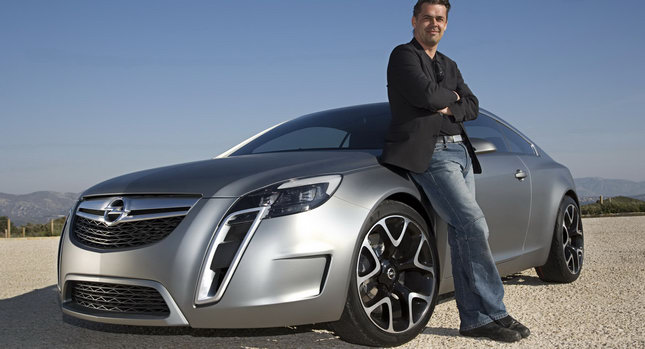 Opel GTC Concept 002 New Opel Calibra Coupe Rumored for 2013 Buick Version Could Follow Photos