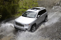2011 Jeep Grand Cherokee 1 Jeep Releases New Photos and Video of 2011 Grand Cherokee Photos Videos