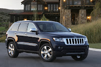 2011 Jeep Grand Cherokee 9 Jeep Releases New Photos and Video of 2011 Grand Cherokee Photos Videos
