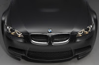 2011 BMW M3 Coupe with Competition Package and New Frozen Black Matte Finish Photos