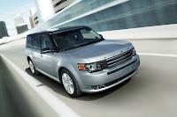 2011 Ford Flex Titanium 2 Ford Adds Top End Titanium Model to Flex Lineup Photos