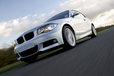 BMW 135i Coupe 1 BMWs 135i Coupe  Convertible Superchiped to 360 Horsepower Photos