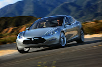 Tesla Model S 13 Tesla Partners Up with Toyota to Develop EVs Acquires NUMMI Plant Photos