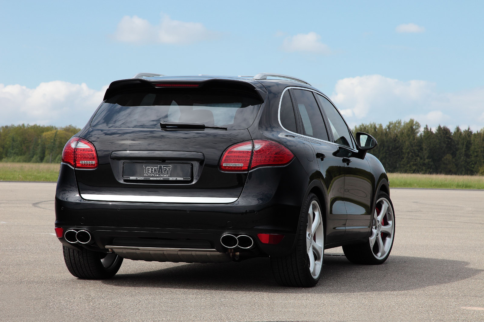 techart 2011 porsche cayenne wallpaper. Black Bedroom Furniture Sets. Home Design Ideas