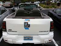 Chevrolet Trailblazer Convertible 3 Topless Chevrolet Trailblazer for Sale Photos