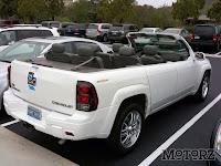Chevrolet Trailblazer Convertible 4 Topless Chevrolet Trailblazer for Sale Photos
