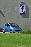 Pininfarina Shows All Electric Nido Mini Photos